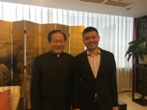 金鑫律师与著名专家教授及刑事律师合影 共9张