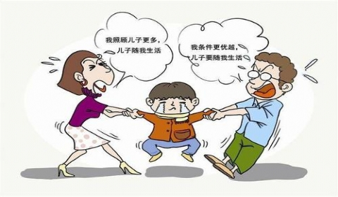 夫妻离婚孩子几岁有选择权跟谁?2020年夫妻离婚怎样争取孩子抚养?