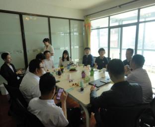 青岛市检察院、青岛市律师协会、青岛市市南区律师协会领导莅临我所调研工作