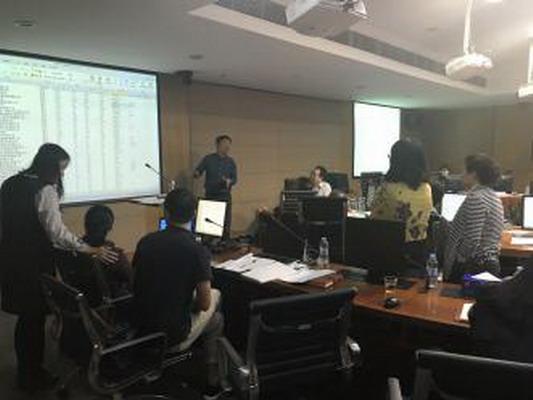 深圳市第一次海洋经济调查数据会审及自验收工作圆满完成